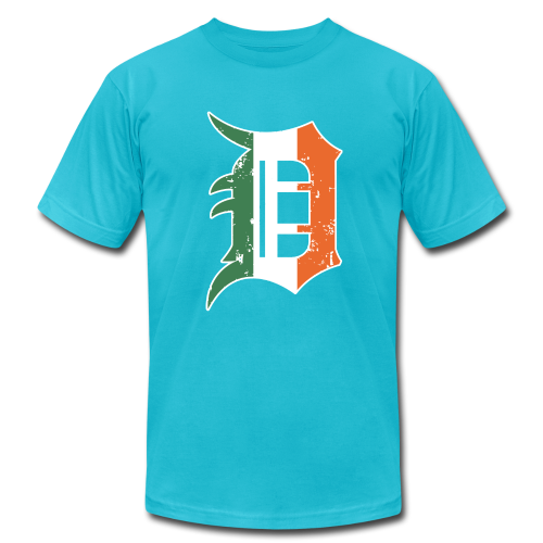 IRISH D - Men's  Jersey T-Shirt