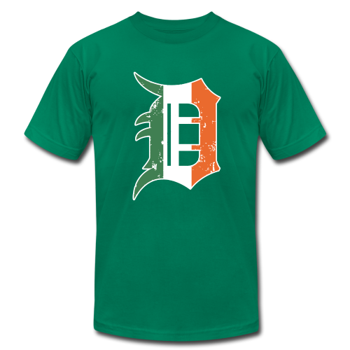 IRISH D - Men's  Jersey T-Shirt