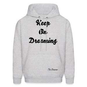 The Stansons           Keep on dreaming - Sweatshirt - Men's Hoodie