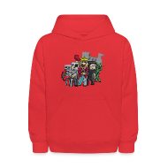 Sweatshirts ~ Kids' Hoodie ~ The Cast
