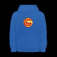 Sweatshirts ~ Kids' Hoodie ~ CS Logo