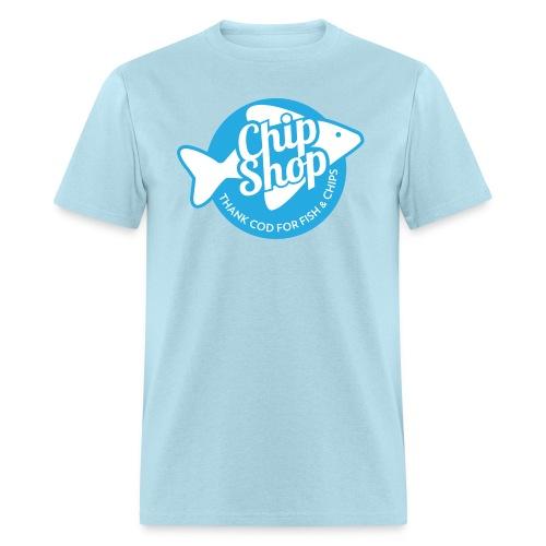 Chip Shop - Men's T-Shirt