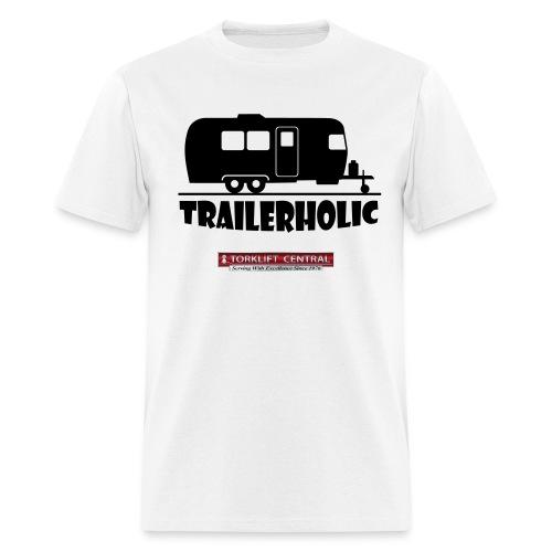 Trailerholic-Torklift Central-White - Men's T-Shirt