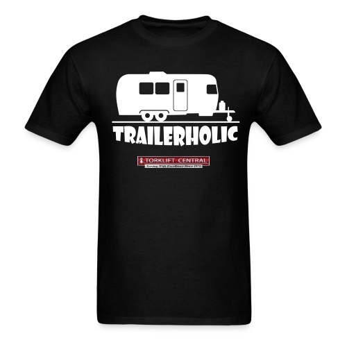 Trailerholic-Torklift Central-Black - Men's T-Shirt