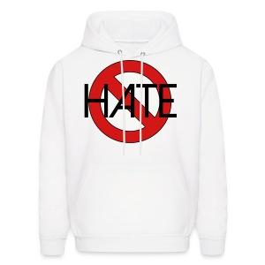 Stop Hate - Men's Hoodie