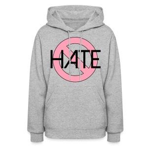 Stop Hate - Women's Hoodie