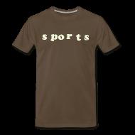T-Shirts ~ Men's Premium T-Shirt ~ sports shirt