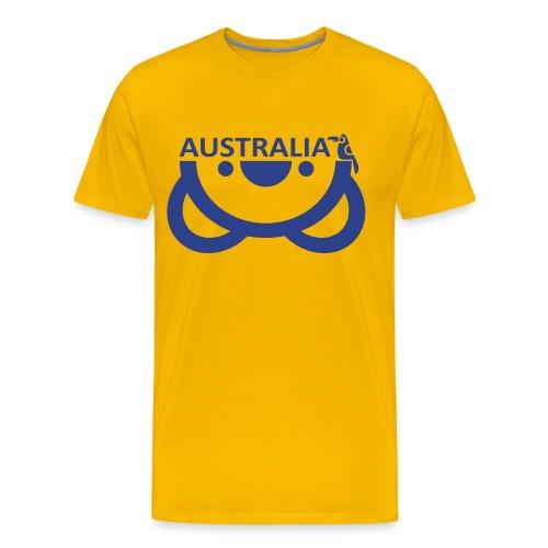 Australia Shirt 3 - Men's Premium T-Shirt
