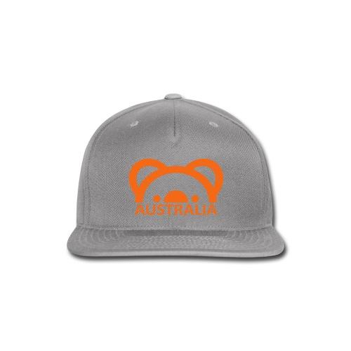 Australia Hat - Snap-back Baseball Cap