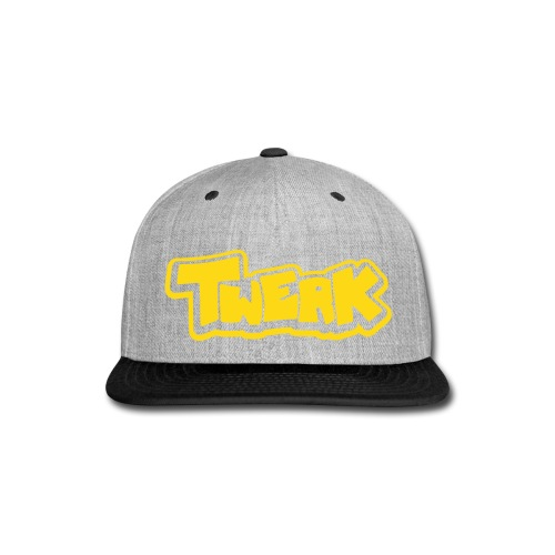Twerk - Snap-back flat bill cap - Snap-back Baseball Cap