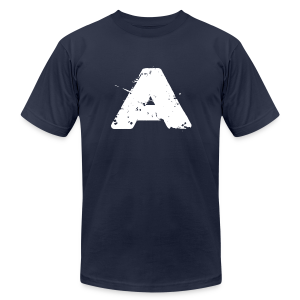 AndTheFoul American Apparel - Men's T-Shirt by American Apparel