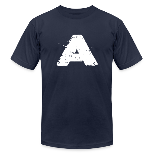 AndTheFoul American Apparel - Men's Fine Jersey T-Shirt