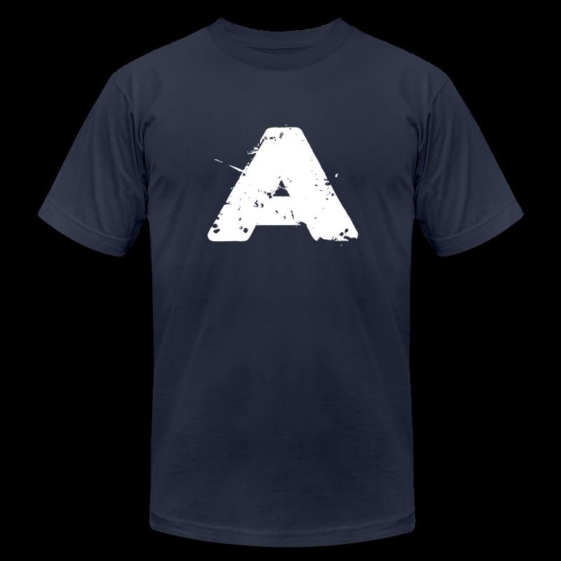 AndTheFoul American Apparel - Men's Fine Jersey T-Shirt