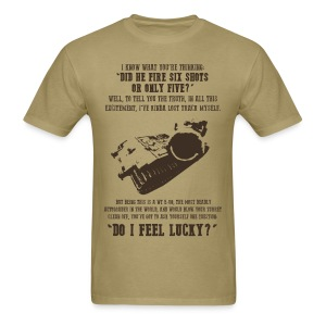 Dirty Waffle - Men's T-Shirt