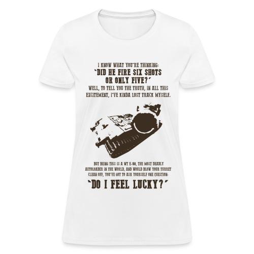 Dirty Waffle (Women) - Women's T-Shirt