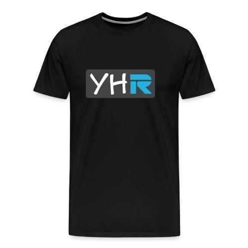 Premium Men's YHR Shirt - Men's Premium T-Shirt