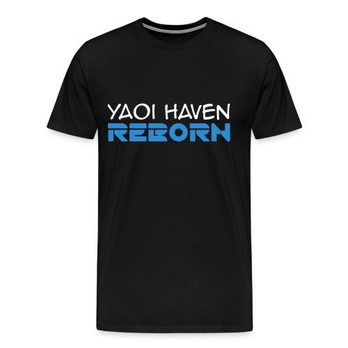 Premium Men's Full Logo Shirt - Men's Premium T-Shirt
