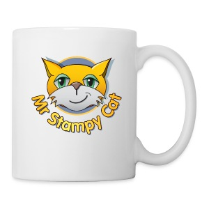 Mr. Stampy Cat - Mug - Coffee/Tea Mug