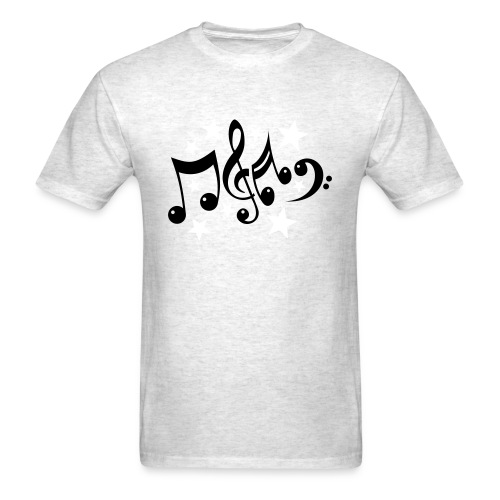 Notes - Men's T-Shirt