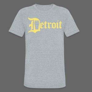 Detroit Pint City - Unisex Tri-Blend T-Shirt
