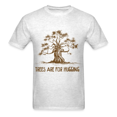 Hugging - Men's T-Shirt