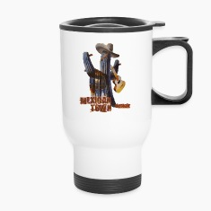 Mexican Town Detroit Cactus Mugs & Drinkware