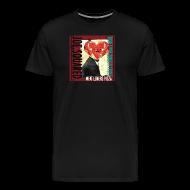 T-Shirts ~ Men's Premium T-Shirt ~ meat lovers pizza men's t-shirt
