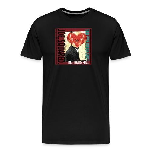 meat lovers pizza men's t-shirt - Men's Premium T-Shirt