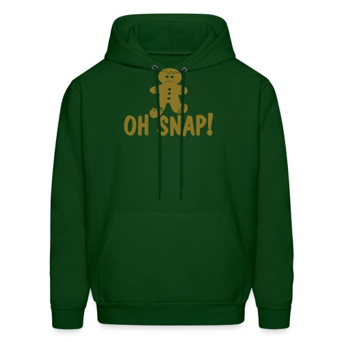 Oh Snap! Hoodie - Men's Hoodie