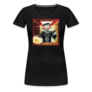 bacon and clam pizza women's shirt - Women's Premium T-Shirt