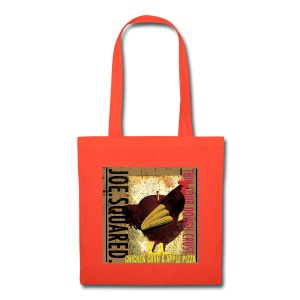 chicken corn and apple pizza tote bag - Tote Bag