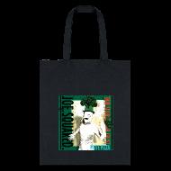 Bags & backpacks ~ Tote Bag ~ white pizza tote bag