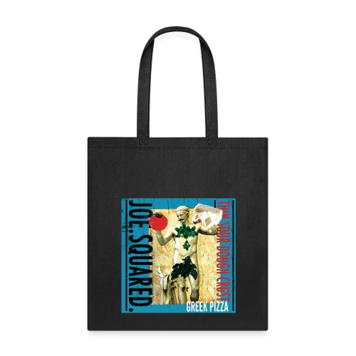 greek pizza tote bag - Tote Bag