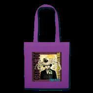Bags & backpacks ~ Tote Bag ~ crab pizza tote bag
