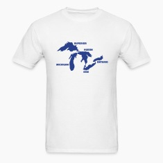 Great Lakes T-Shirts
