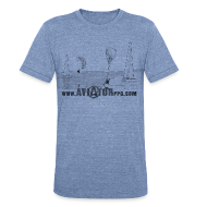 T-Shirts ~ Unisex Tri-Blend T-Shirt ~ Article 14660221