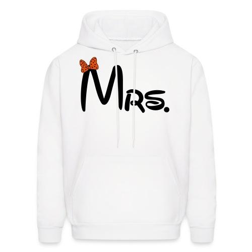 Mrs. - Men's Hoodie