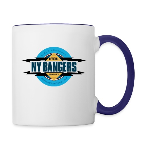 NY Bangers Trap Is Dead Mug - Contrast Coffee Mug