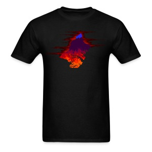 Secret cave - Men's T-Shirt