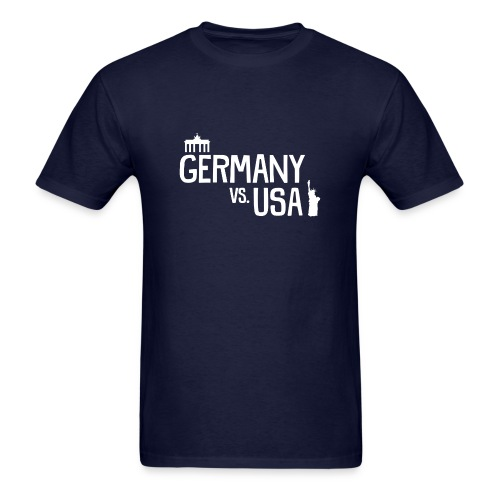 Germany vs USA - Men's T-Shirt