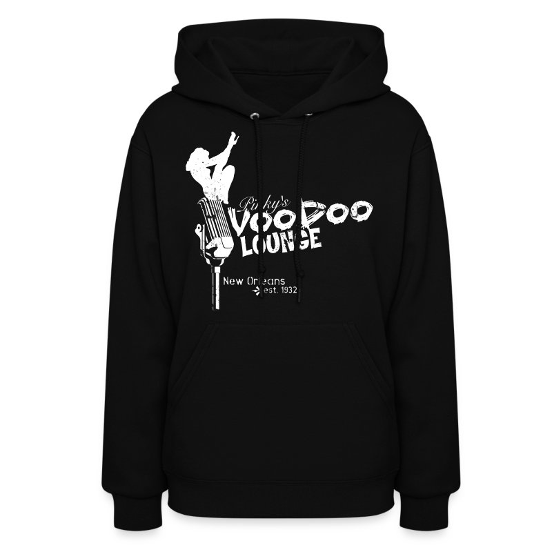 voodoo lounge womens hoodie - Women's Hoodie