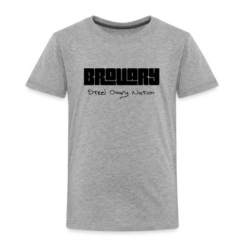 Boy's Toddler Brovary Premium T-Shirt - Toddler Premium T-Shirt