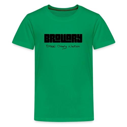 Boy's Brovary Premium T-Shirt - Kids' Premium T-Shirt