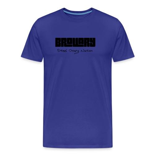 Men's Brovary Premium T-Shirt - Men's Premium T-Shirt