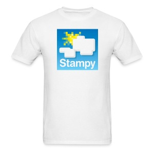 Stampy logo men s t shirt