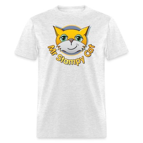 Mr. Stampy Cat - Men's T-Shirt