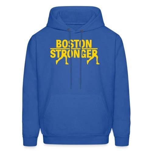 Boston Stronger - Men's Hoodie