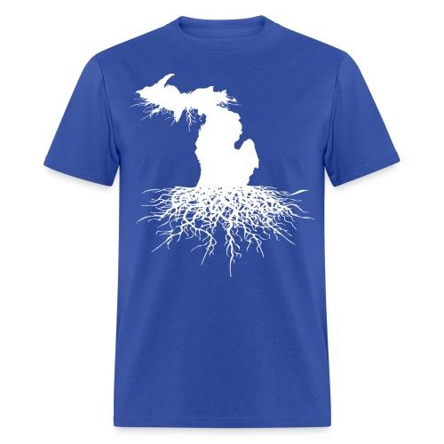 Michigan Roots - Men's T-Shirt