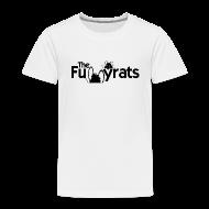 Baby & Toddler Shirts ~ Toddler Premium T-Shirt ~ Toddler TheFunnyrats Shirt