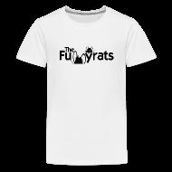 Kids' Shirts ~ Kids' Premium T-Shirt ~ Kid's TheFunnyrats shirt